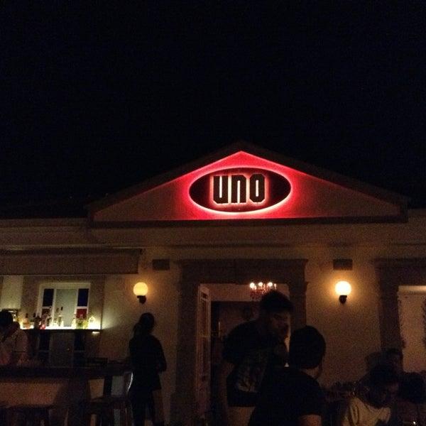 7/21/2013 tarihinde Onur E.ziyaretçi tarafından Uno Restaurant'de çekilen fotoğraf