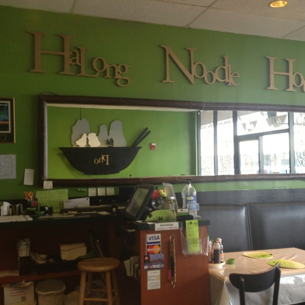 Photo taken at Ha Long Pho Noodle House by Malia H. on 7/30/2013