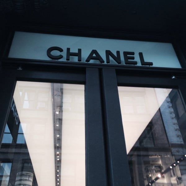 Photo taken at CHANEL by Vero R. #. on 1/20/2014