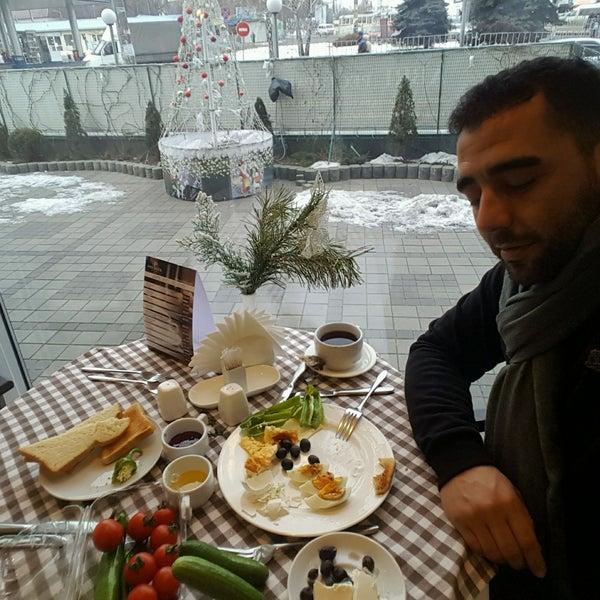 Снимок сделан в Premier Hotel Abri пользователем Ömer G. 1/6/2017