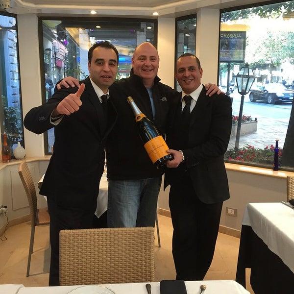 Photo taken at Asador Café Veneto by Shane W. on 3/9/2015