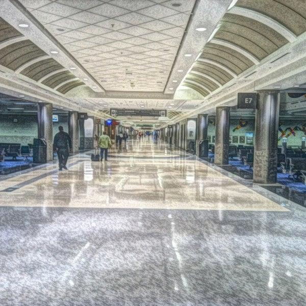 Photo taken at Hartsfield-Jackson Atlanta International Airport (ATL) by Nathan K. on 3/2/2013