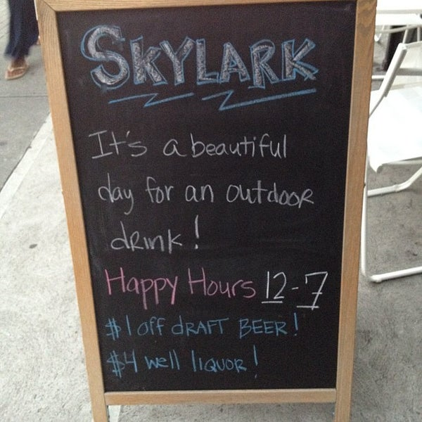 Photo taken at Skylark by Bex J. on 7/26/2012