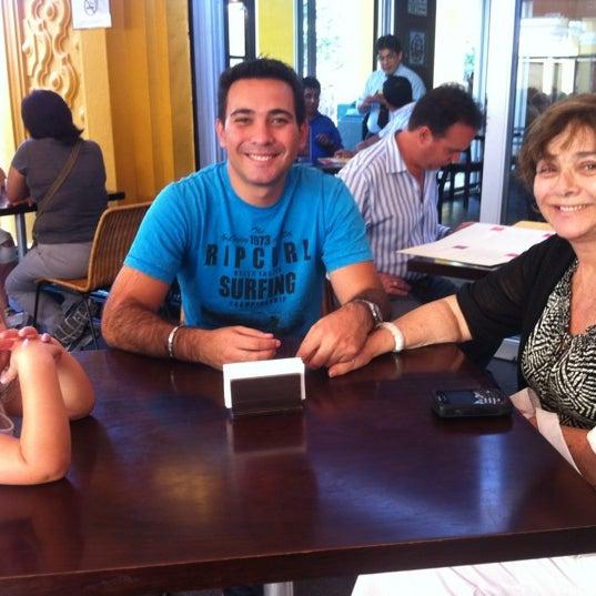 Photo taken at Tanta by Luis Alberto A. on 4/20/2012