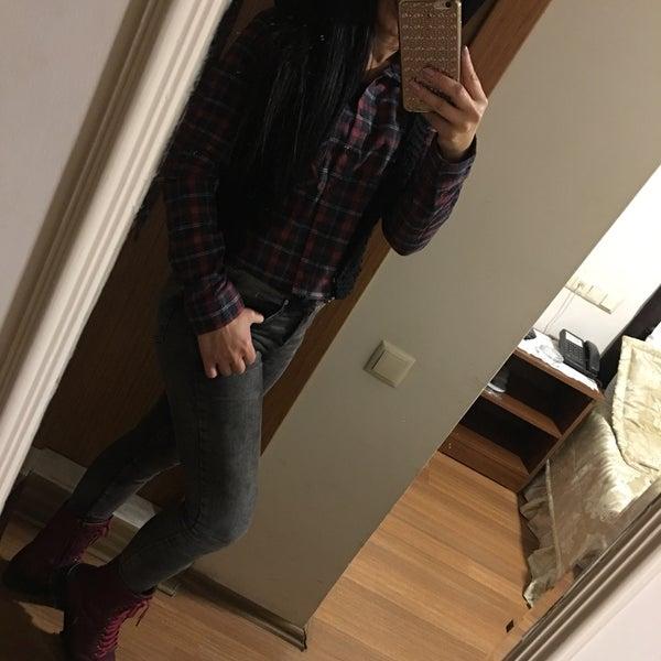 10/17/2017 tarihinde 🦋 青い蝶🦋 毒ziyaretçi tarafından Otel Kit Tur'de çekilen fotoğraf