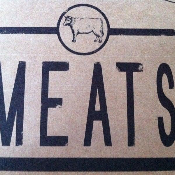 Foto tirada no(a) Meats por Rick T. em 7/6/2013