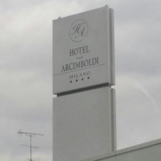 Foto scattata a Hotel Arcimboldi da Alessandro il 1/13/2015