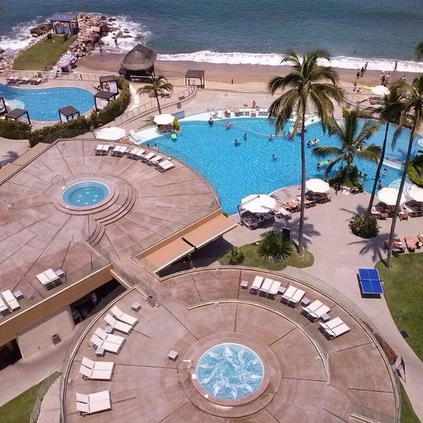 Foto tomada en Sunset Plaza Beach Resort & Spa por Judit V. el 6/29/2013