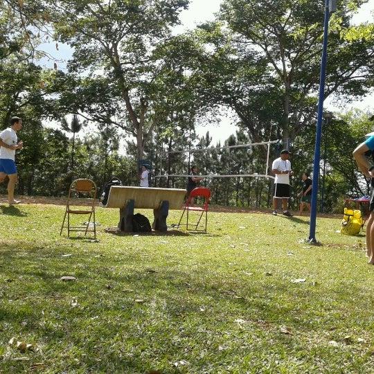 Foto tirada no(a) Clube Telecamp por Amanda M. em 10/21/2012
