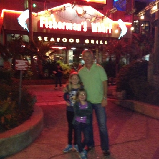 Photo taken at Fisherman's Wharf by Heather M. on 3/15/2013