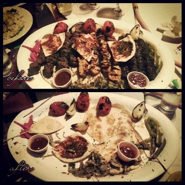 Al amir addison 3885 belt line rd for Al amir lebanese cuisine