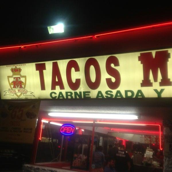 Tacos Garcia Restaurant Chicago