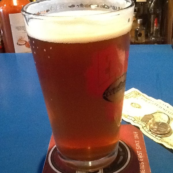 Photo taken at Peabody's Ale House by Lisa K. on 9/6/2013