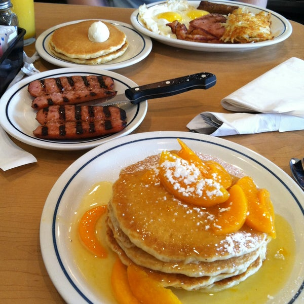 Photo taken at IHOP by Elaine L. on 9/4/2015