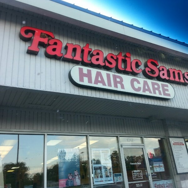 Fantastic sams hair salons 8 tips from 58 visitors for Sams salon