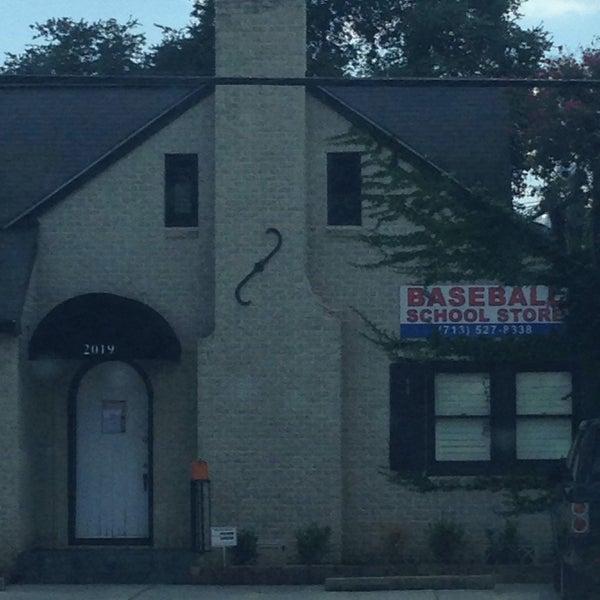 Photo taken at Baseball School by Yoli C. on 9/22/2015