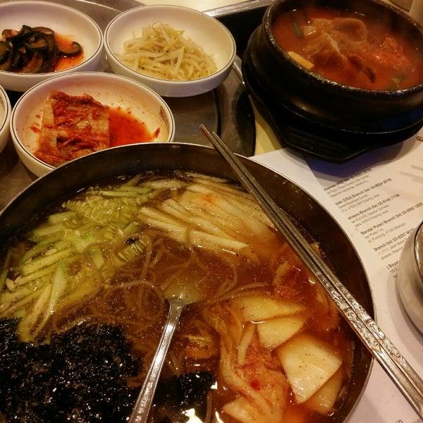 Photo taken at Daorae Korean BBQ Restaurant by Joane D. on 7/16/2015