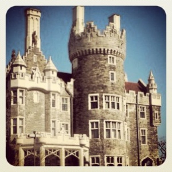 Photo taken at Casa Loma by Danielle G. on 6/25/2013