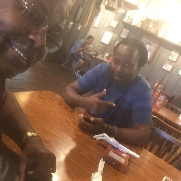 Photo taken at Cracker Barrel Old Country Store by dante s. on 8/9/2016