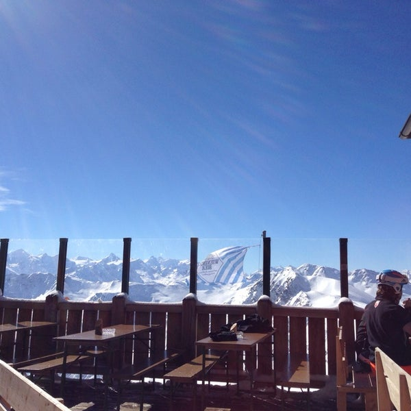 Das Foto wurde bei Westgipfelhütte von Carina L. am 3/17/2014 aufgenommen