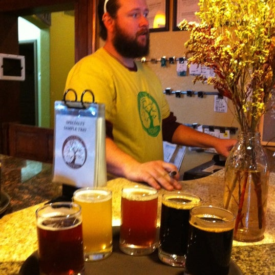 Photo taken at Equinox Brewing by Cyn on 10/24/2012
