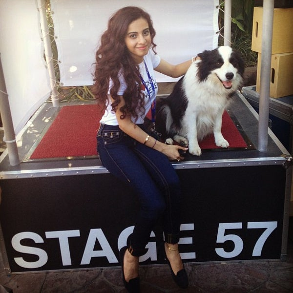Photo taken at Universal's Animal Actors by Meera A. on 8/27/2013
