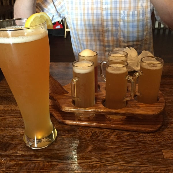 Photo taken at Black Forest Brew Haus by Richard K. on 6/20/2016