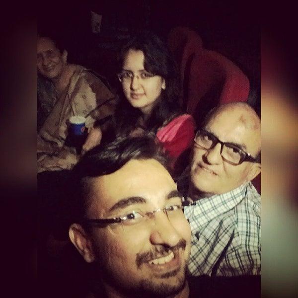 Photo taken at Big Cinemas by Pawan K. on 6/5/2015