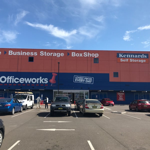 Officeworks paper office supplies store in prestons reheart Image collections