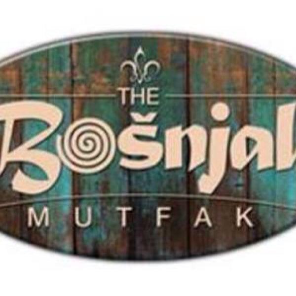 4/29/2017 tarihinde Nil G.ziyaretçi tarafından The Bošnjak Mutfak'de çekilen fotoğraf