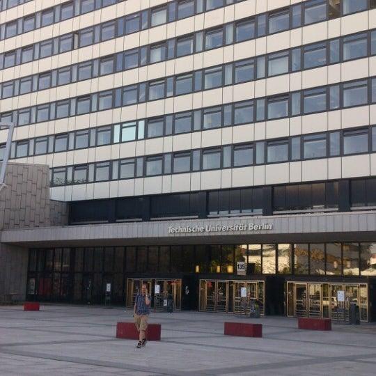 Technische Universitat Berlin