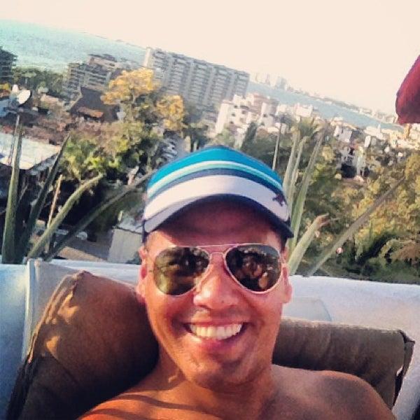 """Foto tomada en Amaca Hotel por Jose Luis """"PEPE"""" R. el 3/31/2013"""