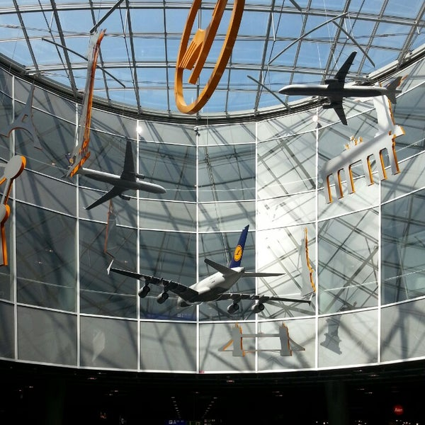 Das Foto wurde bei Frankfurt Airport (FRA) von Filippo C. am 7/8/2013 aufgenommen