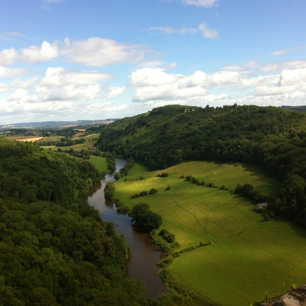 Photo taken at Ross-on-Wye by Léa M. on 8/18/2013