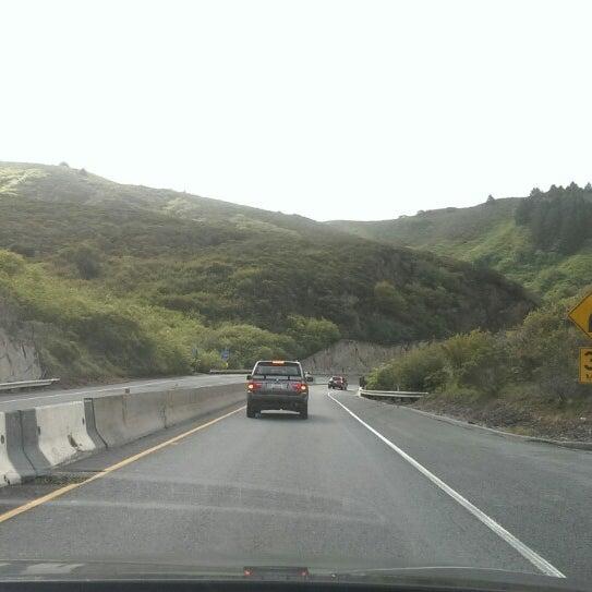 Photo taken at Santa Cruz Mountains by Marishka T. on 3/31/2014
