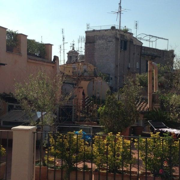 Foto scattata a Hotel Adriano da Elisabetta P. il 5/8/2014
