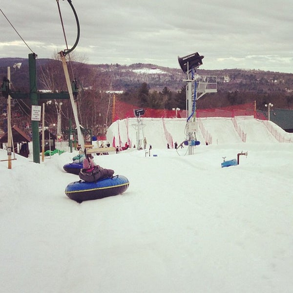 Photo taken at Pat's Peak Ski Area by Jonathan S. on 3/3/2013