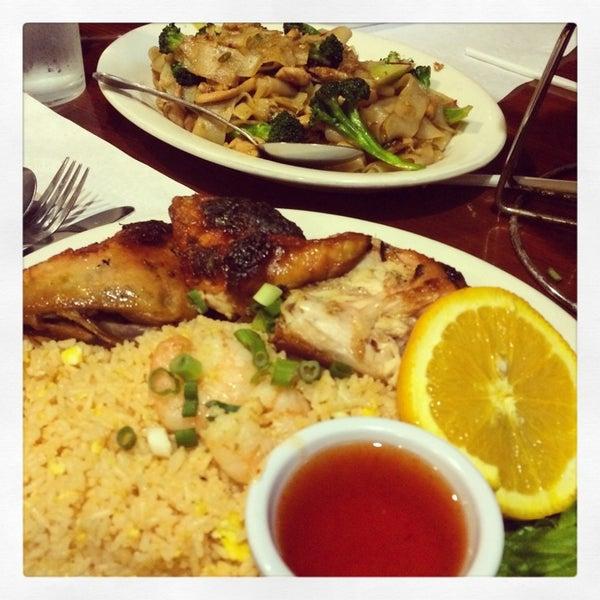 รูปภาพถ่ายที่ Thai Original BBQ & Restaurant โดย Erin A. เมื่อ 3/21/2014