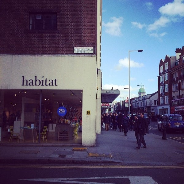Habitat Furniture Home Store In London