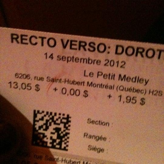 Photo taken at Medley Simple Malt by Anne-Lovely E. on 9/15/2012