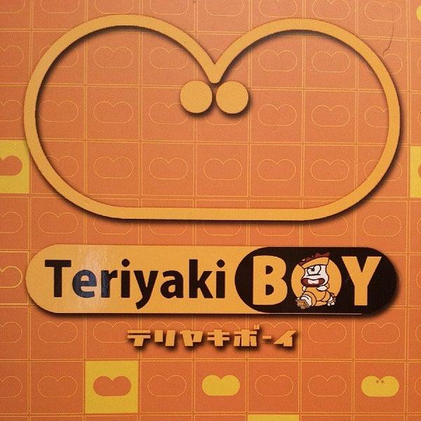 Photo taken at Teriyaki Boy by Patts V. on 7/30/2013
