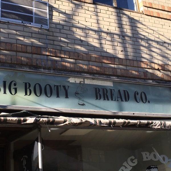 Photo taken at Big Booty Bread Co. by Ann Z. on 6/12/2016