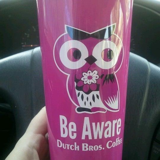 Photo taken at Dutch Bros. Coffee by Amanda S. on 10/1/2012