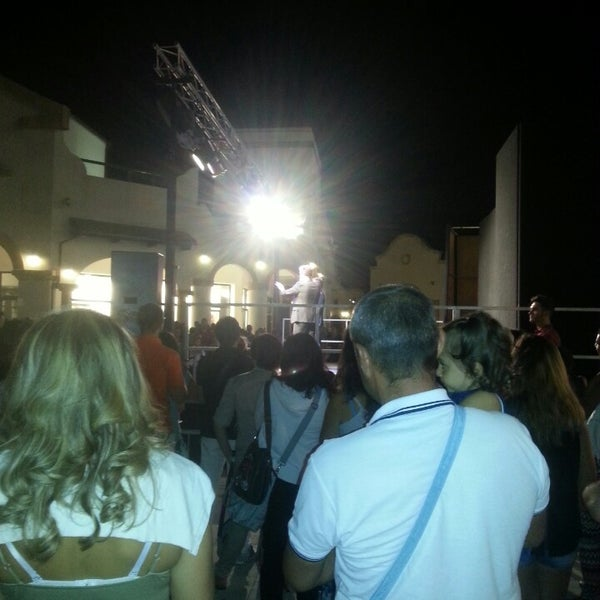 Photo taken at Fashion District - Molfetta Outlet by Marianna G. on 7/20/2013