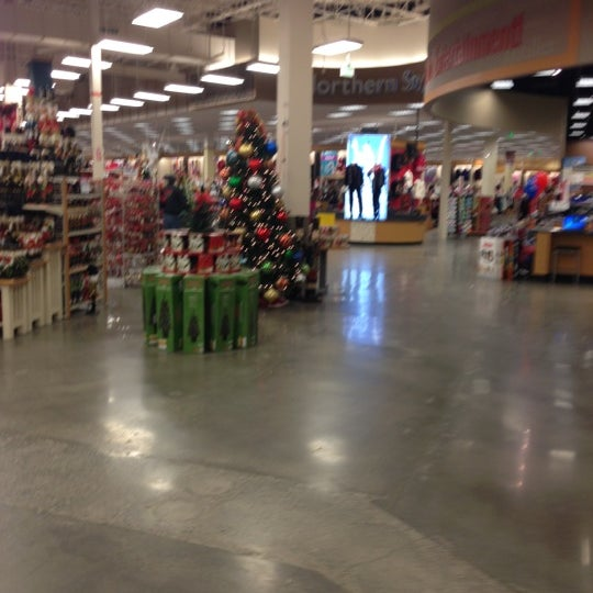 Photo taken at Fred Meyer by Matt B. on 11/7/2012