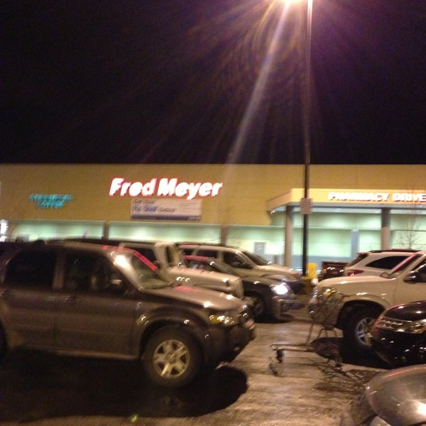 Photo taken at Fred Meyer by Matt B. on 1/4/2013