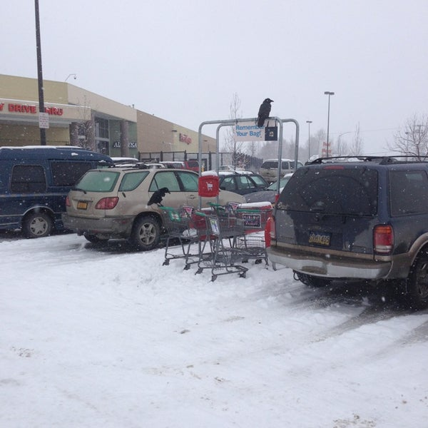 Photo taken at Fred Meyer by Matt B. on 3/10/2013