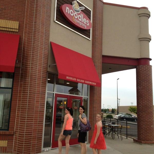 Photo taken at Noodles & Company by Jim l. on 7/13/2013
