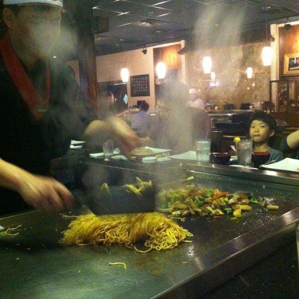 Photo taken at Kyoto Japanese Restaurant by Mina M. on 8/11/2013
