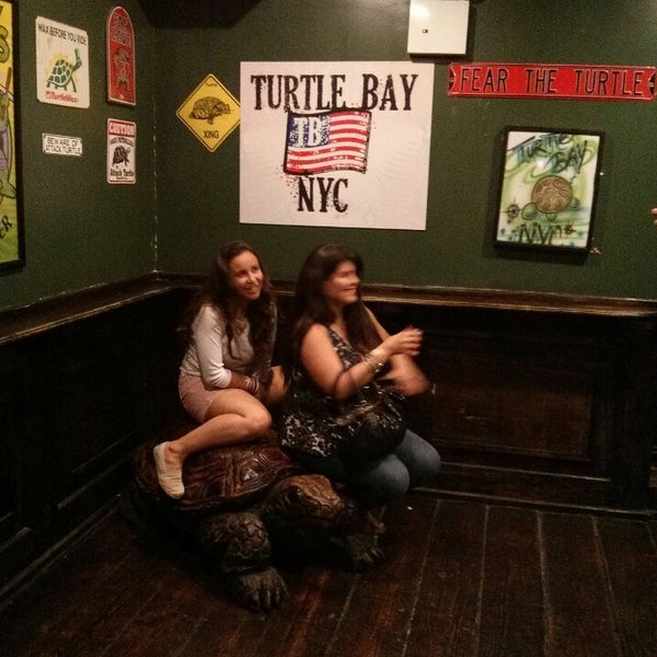 Photo taken at Turtle Bay NYC by Mao C. on 6/4/2013